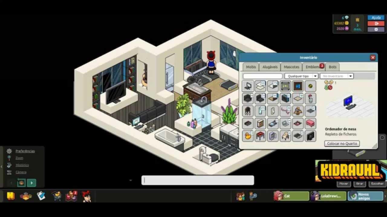 Casa Habblet ~ Casa (mini) Habbo YouTube