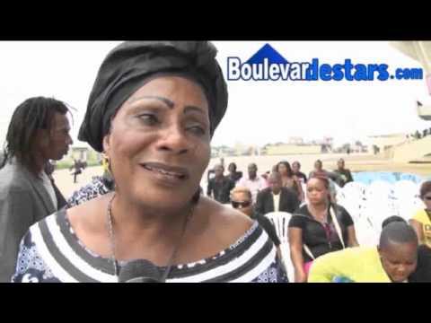 Deuil LOKULI : Les Artistes Comediens témoignent et pleurent (Matanga ya Lokuli)