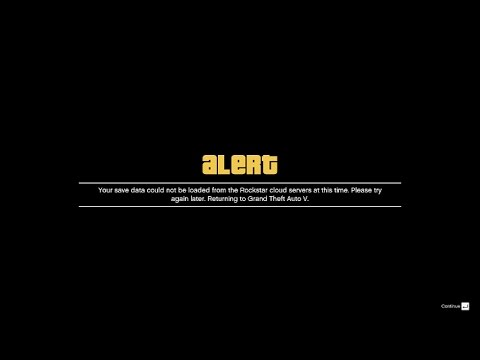 (2019 Works) Your Save Data Could Not Be Loaded From Rockstar PC FIX GTA5