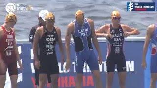 2016 ITU World Triathlon Yokohama|Elite Men
