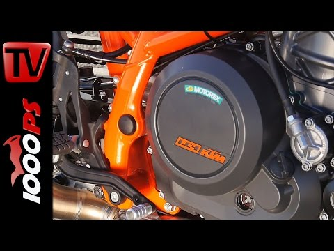 Motoröl für KTM 690 Duke | Kooperation KTM - Motorex Foto