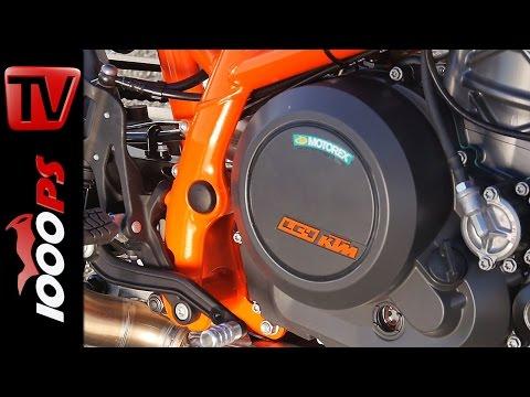 Motoröl für KTM 690 Duke | Kooperation KTM - Motorex