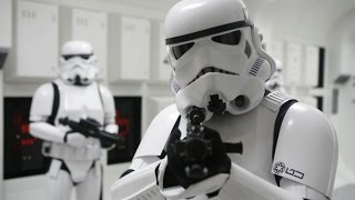 Why Can't STORMTROOPERS Ever Hit Anything?!