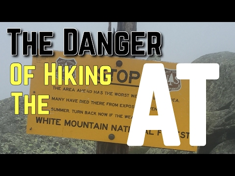 How Dangerous is Hiking the Appalachian Trail?