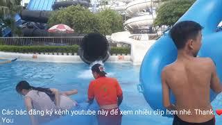 😂🤗😍❤Trung Tyt vui chơi công viên nước♥️funny kids songs♥️video clip♥amazing♥discovery