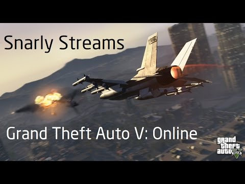 Snarly Streams - GTA V Online - PC - Biker + Halloween DLC