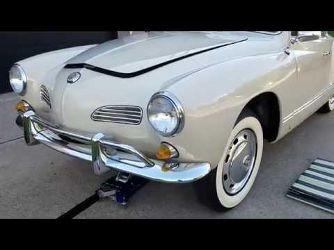 Saginaw Michigan auto appraisal 1969 Karmann Ghia for sale  800-301-3886