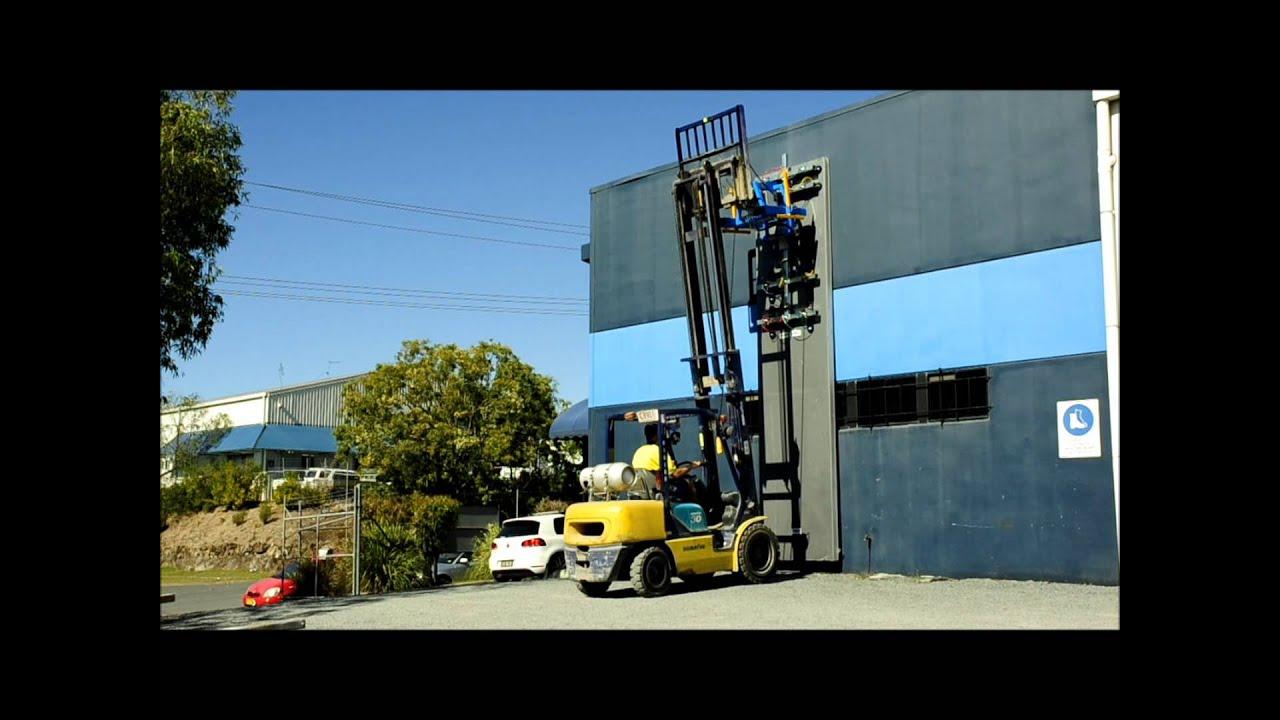 Vaclift Fvl500mtms Forklift Or Jib Crane Unit Vertical