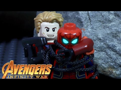 Lego Avengers Infinity War: Avengers vs Guardians of the Galaxy