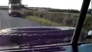 Land Rover Series 3 Road Test