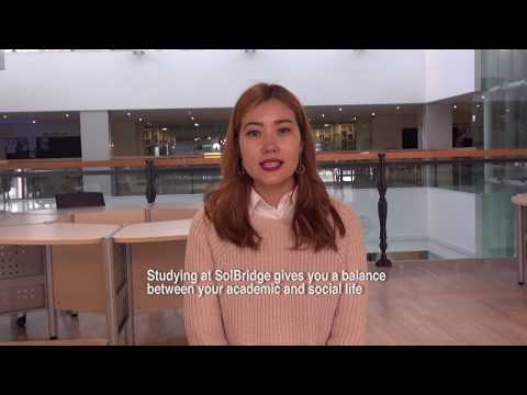 Why I chose SolBridge Business School | A Student's Experience