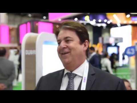 David Wilson, general manager, Waldorf Astoria Dubai Palm Jumeirah