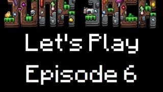 Lets Play: Junk Jack Episode 6: The Ultimate Farm (HD)