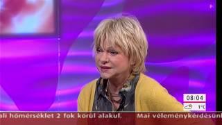 Gór Nagy Máriát férje karácsonykor hagyta el - tv2.hu/mokka