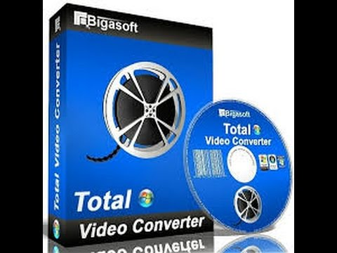 Bigasoft Total Video Converter 5  with serial