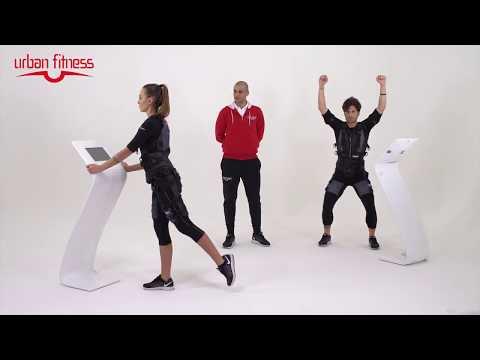 Urban Fitness  video promozionale