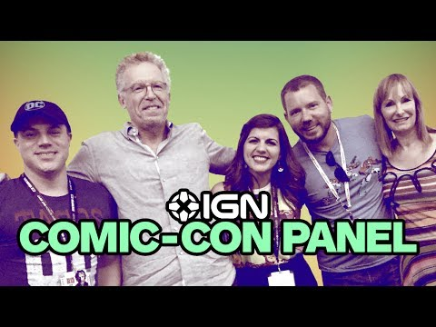 IGN's Game Changers Comic Con 2017 Panel