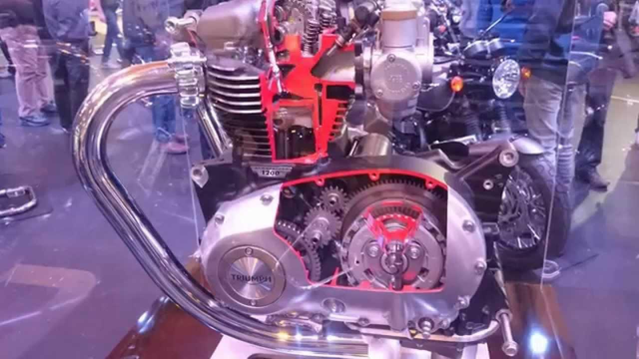 New 2016 Triumph Bonneville 1200 Engi120 Thruxton Street Twin. New 2016 Triumph Bonneville 1200 Engi120 Thruxton Street Twin Youtube. Wiring. Twin Engine Triumph Diagram At Scoala.co