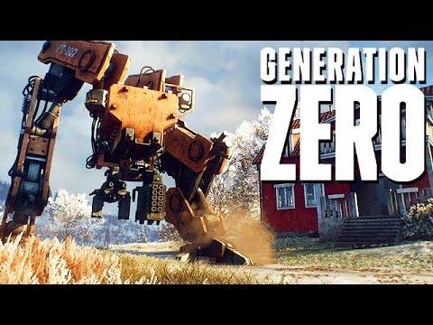 Download Generation Zero Gameplay German - Schweden Simulator