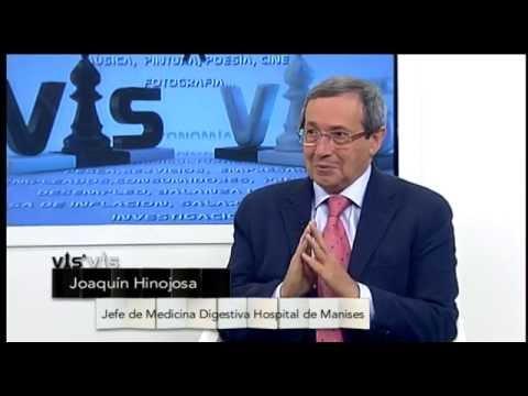 """Joaquín Hinojosa: """"en el Hospital de Manises he aprendido aspectos ligados a la gestión"""""""