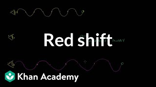 Red shift | Scale of the universe | Cosmology & Astronomy | Khan Academy