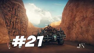 СПУСК В УТРОБУ - Mad Max - Прохождение #21