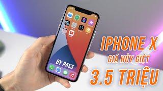 HGĐN #77 - Tư Vấn Mua iPhone X Giá 3.5 Triệu, Món Hời Hiệu Năng, Trải Nghiệm Chiến Game Cực Ngon!