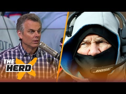 Colin thinks the Patriots have a scapegoat picked out if they don't win the Super Bowl | THE HERD