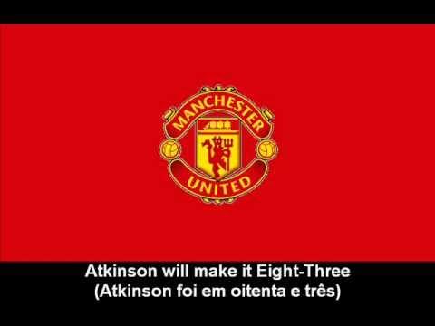 Manchester United F.C. Anthem (Lyrics) - Hino do Manchester United (letra)