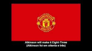 Manchester United F.C. Anthem (Lyrics) - Hino do Manchester United (letra)