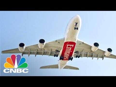Inside Emirates Airlines New First Class Suite | CNBC