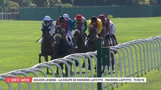 Vidéo de la course PMU LA COUPE DE MAISONS-LAFFITTE