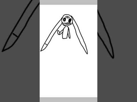 Лол я хорор ониматор но я иногда буду выпускать видео без крови и кишекдришек и да это рисунок
