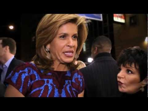 Broadway and Celebrity Besties Worship Carolee Carmello at Kathie Lee Gifford's Scandalous Opening