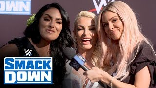 Fire & Desire Get Set For Smackdown Premiere: Smackdown Exclusive, Oct. 4, 2