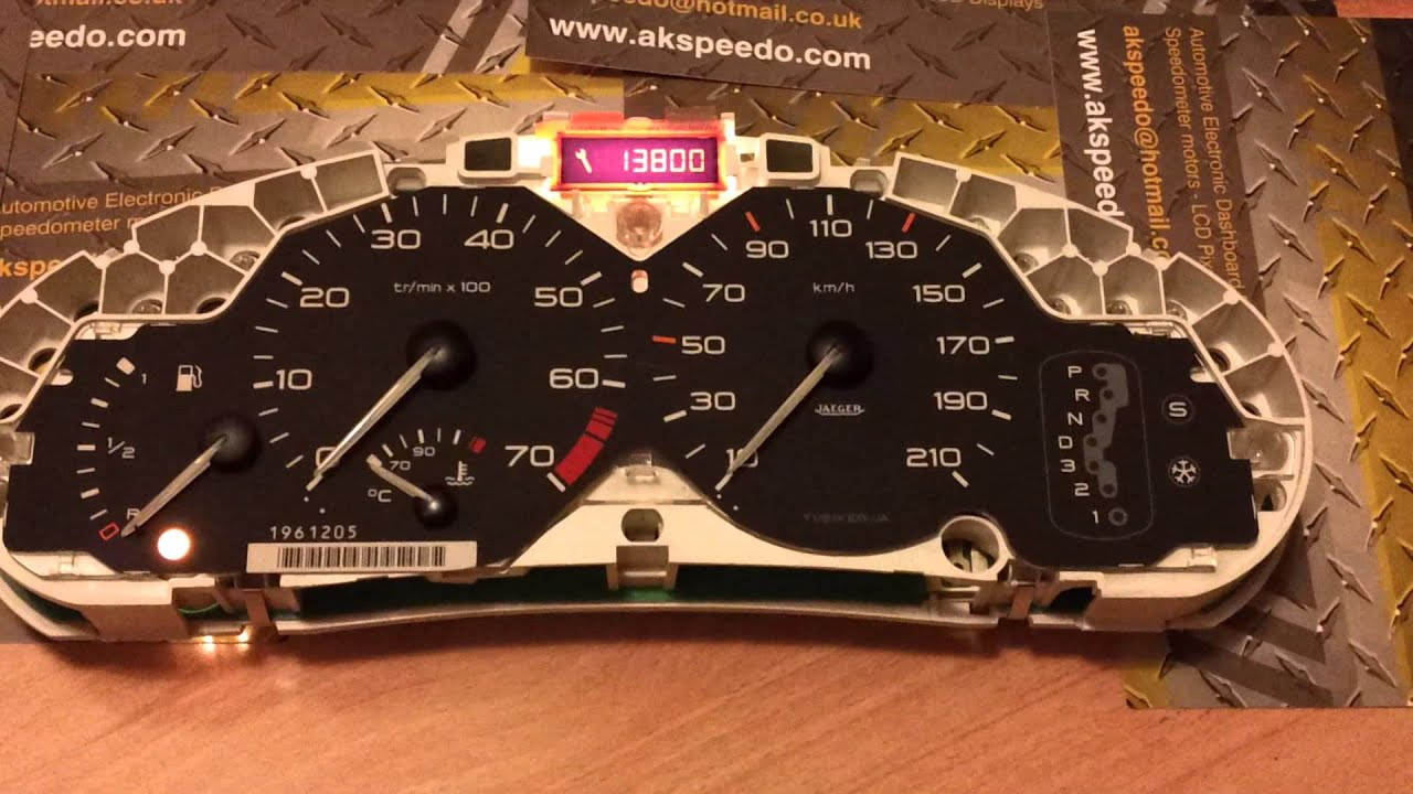 Peugeot 206 speedometer repair youtube cheapraybanclubmaster Images