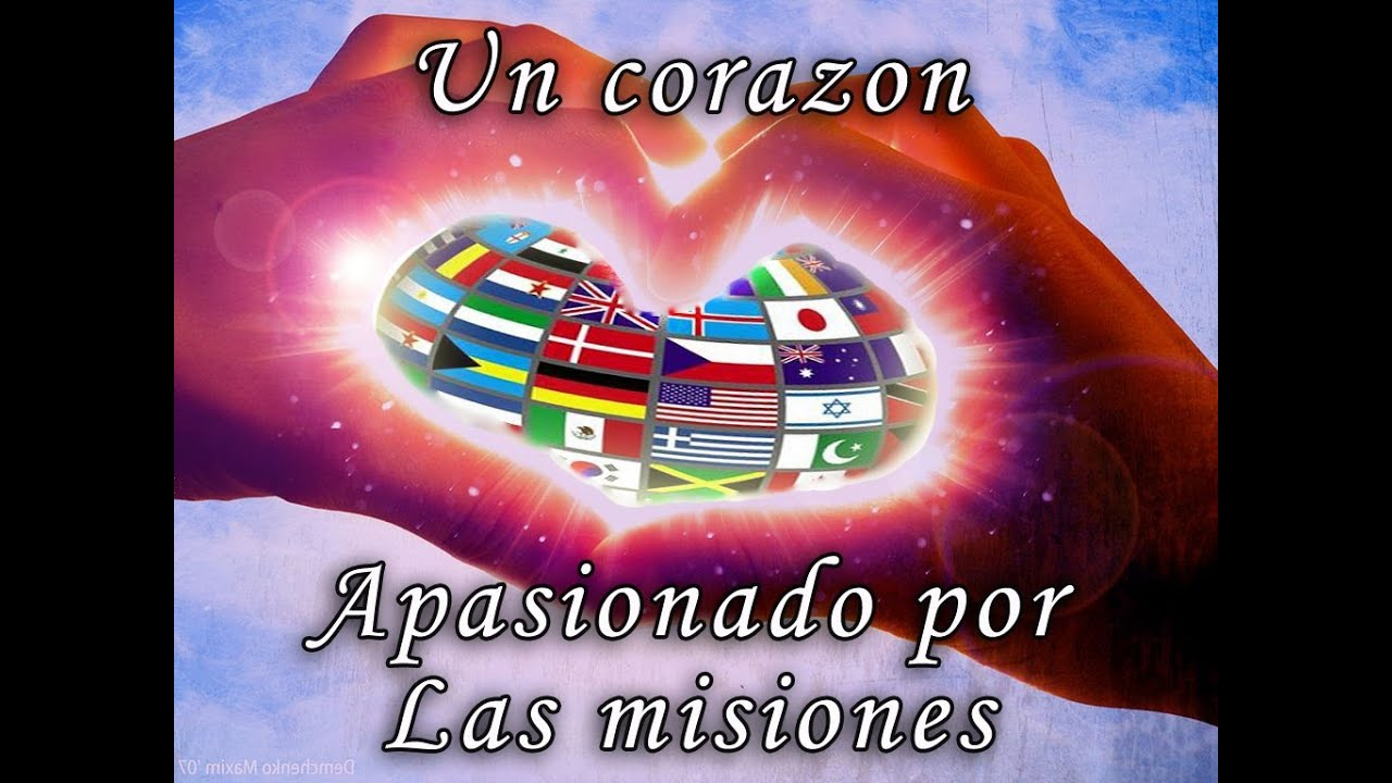 Dibujos De Las Misiones: Un Corazón Apasionado Por