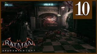 Batman VS Tank Batman Arkham Knight Episode 10