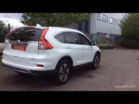 HONDA CR-V I-VTEC EX WHITE 2016