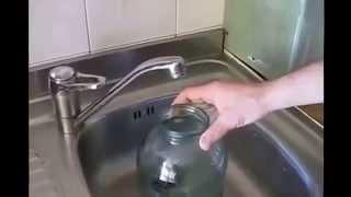 Экономитель воды - насадка на кран(, 2014-10-27T07:34:44.000Z)