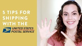USPS SHIPPING TIPS | Save TIME, MONEY and SANITY when Shipping with the United States Postal Service
