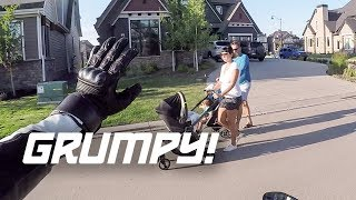 HELLO GRUMPY PEOPLE! + Bad Drivers