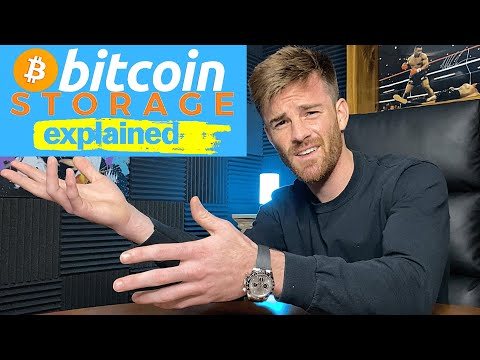 Bitcoin Hardwallet Coldstorage 2021   YOU NEED TO KNOW THIS NOW