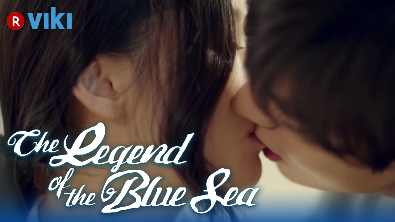 The Legend Of The Blue Sea Ep 12 Lee Min Ho Jun Ji Hyun Kiss