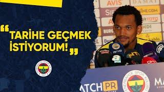 Jailson: Hedefim Fenerbahçe Tarihine Geçmek!