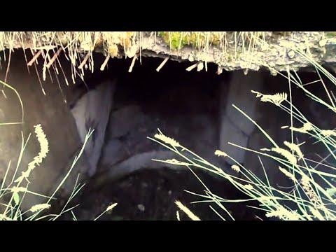 Смотреть ШОК!!!Копал железо в овраге и нашел заброшенный тоннель (бункер) онлайн