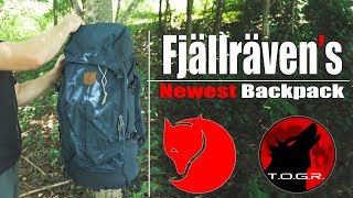Fjallraven's Newest Backpack - Fjallraven Keb 52L - First Look