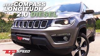 Avaliação Jeep Compass Diesel | Canal Top Speed