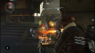 Tom Clancy's The Division Hexo Build in Action 12-0