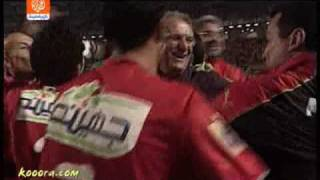 ahly vs sfax african final story 91 min goal in tunisia